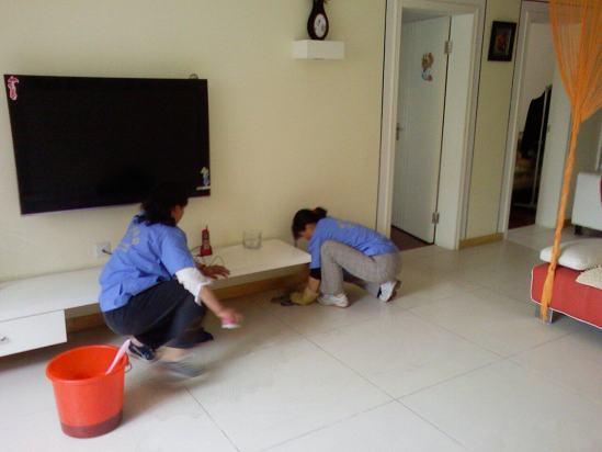日常家庭保洁服务